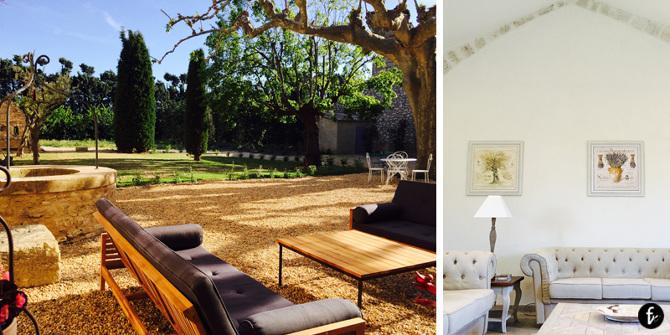 MAS en Provence - Architecte d\'intérieur Paris, Agence FLORENCE RIGON